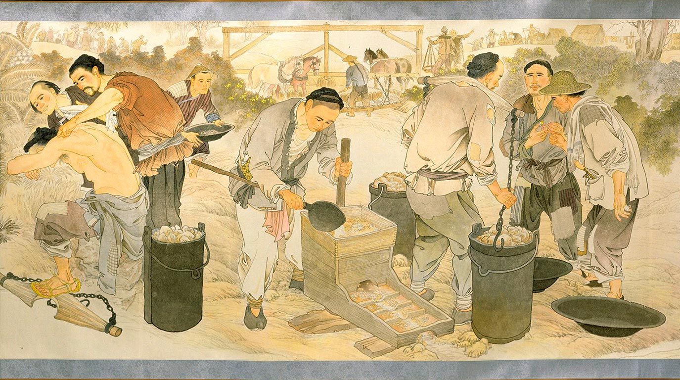 chinese immigrants in america How chinese food got hip in america  a cultural history of chinese food in the united states from the first americans to travel to china in 1784 through widespread anti-chinese sentiment in.